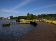 Deck Sul é inaugurado na Orla do Lago Paranoá em Brasília