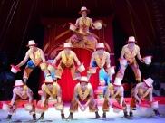 Circo Imperial da China volta a Goiânia em show no gelo