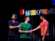 Cia. Barbixas de Humor leva espetáculo 'Improvável' a Uberaba