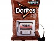 Doritos lança versão especial que toca a trilha de Guardiões da Galáxia