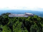 Singela e deslumbrante: menor basílica do mundo está em Minas Gerais