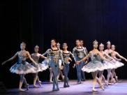 Noite de balé clássico acontece no Teatro Sesi em Goiânia