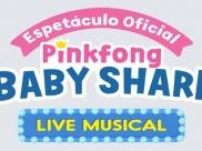 BABY SHARK LIVE! O show Oficial do tubarãozinho mais famoso do mundo chega a Goiânia