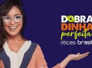 Dobradinha da Óticas Brasil oferece armação Ray Ban + Lente Zeiss com preço promocional