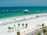 Eleita a mais bela praia americana fica na Flórida