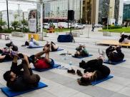 Shopping de Brasília promove aulas gratuitas