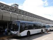 Ônibus executivo do aeroporto de Brasília tem tarifa reduzida pela metade