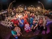 Caravana de Natal leva música e poesia para praças do interior de Goiás