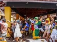 Carnaval de rua 2020: Resgate da essência e do romantismo no Mercado da 74 em Goiânia