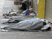 Queda de temperatura em SP: Cinco moradores de rua são encontrados mortos