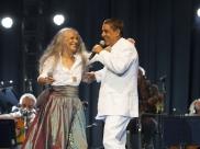 Maria Bethânia e Zeca Pagodinho fazem novo show em Brasília