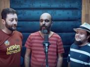 Músicos goianos gravam clipe com samba em comemoração ao aniversário de Goiânia