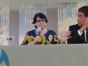 Ministra Damares Alves rasga elogios a comunidade brasileira no EUA em sua visita a Miami