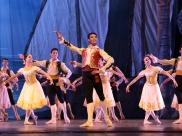 Goiânia recebe espetáculo de balé clássico no Basileu França