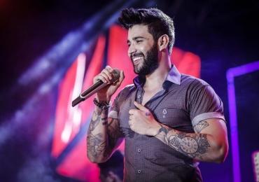 Gusttavo lima faz show no lançamento oficial do Festival Caldas Country 2018