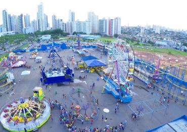 Ita Center Park está de volta a Goiânia com brinquedos para todas as idades
