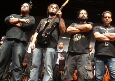 Orquestra apresenta Rock Sinfônico inédito com entrada gratuita em Goiânia | Concerto acontece com participação da Ustad Band