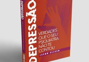 Jornalista goiano lança o livro 'Depressão, verdades que o seu psiquiatra não te contou'