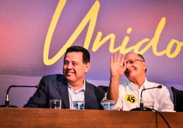 Marconi assume protagonismo nacional como vice-presidente do PSDB