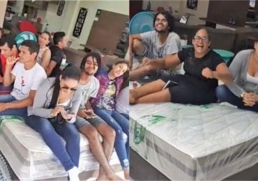 'BBB' de Rondônia: loja confina clientes com transmissão ao vivo e ganha a internet