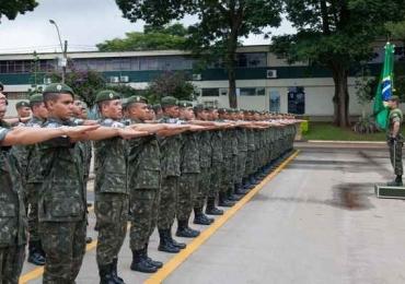 Comando militar abre vagas temporárias para o DF, Goiás, Tocantins e Triângulo Mineiro