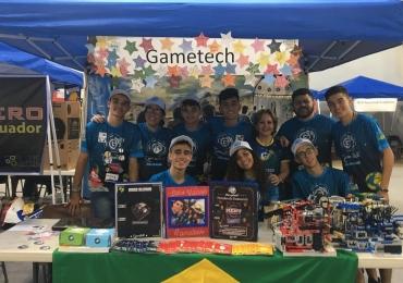 Com chiclete para astronautas, estudantes de Goiânia vencem torneio de robótica da NASA