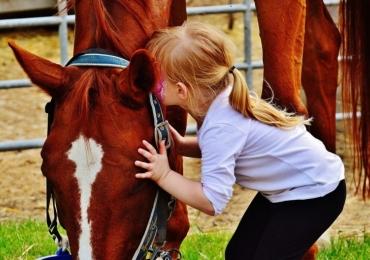 Crianças com necessidades especiais ganham colônia de férias em fazenda próxima a Goiânia