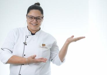 Ganhadora do Masterchef Profissionais desembarca em Águas Claras e inaugura fábrica de coxinhas
