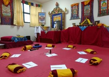 Templo Budista Tibetano é um achado sagrado em Uberlândia