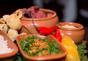 Prato tradicional volta ao cardápio de restaurante em Brasília