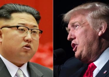 Trump cancela encontro com líder norte-coreano