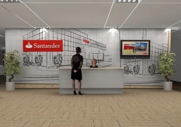 Santander abre vagas para programa de trainee com salário de R$ 6.700