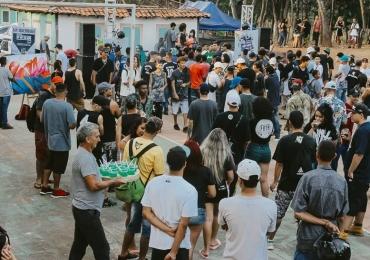 Goiânia recebe a Semana da Cultura Hip Hop com batalhas de MCs, grafites ao vivo e entrada gratuita