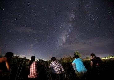 Evento gratuito em Goiânia terá observação da Lua, estrelas e planetas com telescópio