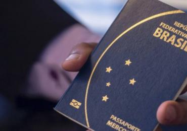 Sem dinheiro, Polícia Federal suspende emissão de passaportes