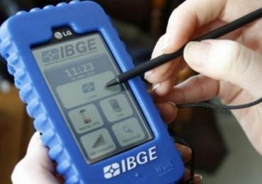 IBGE oferece 1.038 vagas temporárias com salários de até R$ 4 mil