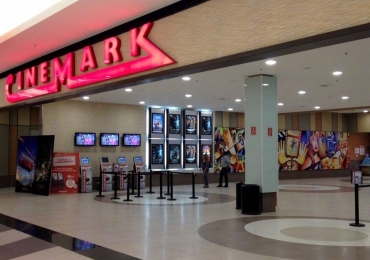 Cinemark - Shopping Passeio das Águas
