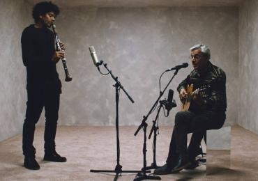 Caetano Veloso volta a Brasília e faz show com o músico Ivan Sacerdote