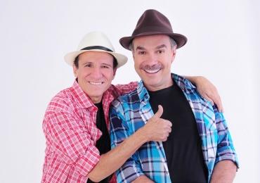 Nilton Pinto e Tom Carvalho apresentam espetáculo especial para o Dia dos Pais em Goiânia