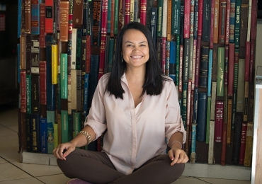 Escritora de Brasília é convidada para evento literário na Europa