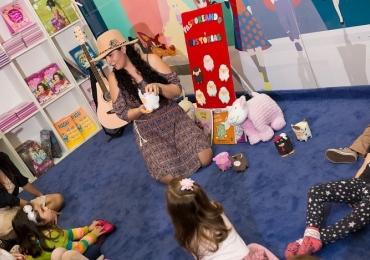 Shopping de Brasília recebe feira literária voltada ao público infantil