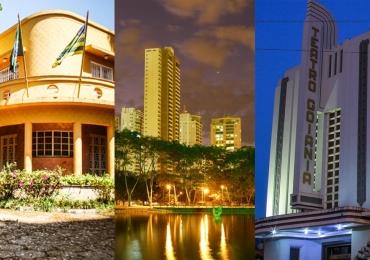 10 melhores pontos turísticos de Goiânia