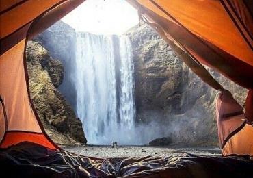 Acampar em cidades turísticas é opção barata e divertida para quem quer passar o Ano Novo viajando