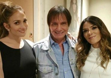 Roberto Carlos faz duo com Jennifer Lopez em nova música: ouça a inédita 'Chegaste'