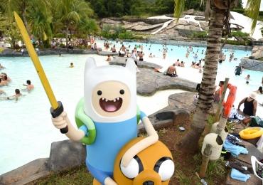 Verão Divertido Cartoon Network acontece em Caldas Novas com presença de personagens e atividades especiais