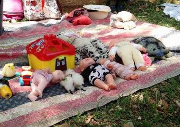 Dia das Crianças: Parque de Goiânia recebe evento de troca de brinquedos