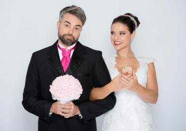 Marcio Kieling estreia a comédia Até que a internet nos  separe em Brasília