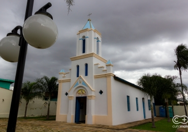Capelinha São José, igreja mais antiga de Goiânia é restaurada e ganha uma estação de via sacra