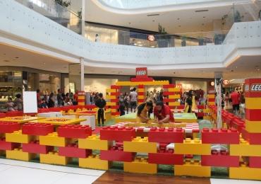 Brasília recebe Casa Lego com entrada gratuita nas férias de julho