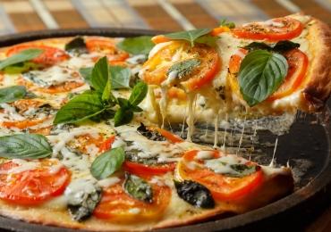 Físicos descobrem a equação para a pizza perfeita